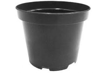 Горшок 3Д14Ц 1,1 л черный (литой)