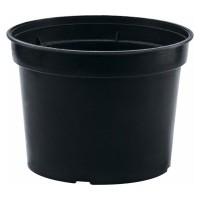 Горшок 3Д17Ц 2л черный (литой)