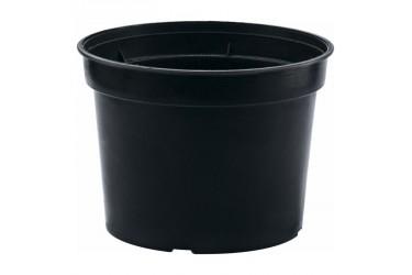 Горшок Д18Ц 3л черный (литой)