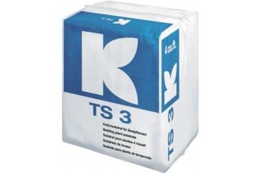 Субстрат Klasmann TS3 рец. 607 средний с глиной ручная фасовка 50 литров