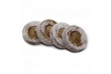 Торфяная таблетка Джиффи (Jiffy) 33 мм 10 шт