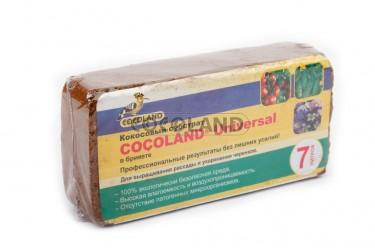 Кокосовый субстрат Cocoland Universal (брикет 7 литров)