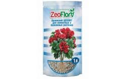 Почвоулучшитель для комнатных и балконных растений ZeoFlora (ЦеоФлора) 1л